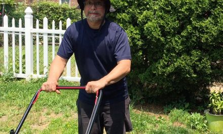 2019 Mowing the Lawn