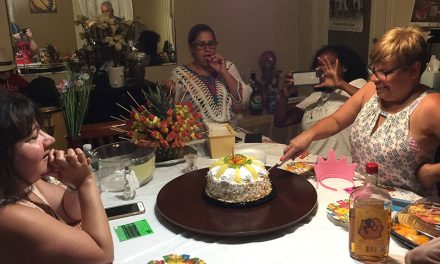 Annie's Birthday – 2019